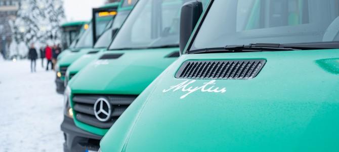 Alytaus miesto autobusai – 28 tūkstančiais daugiau bilietų