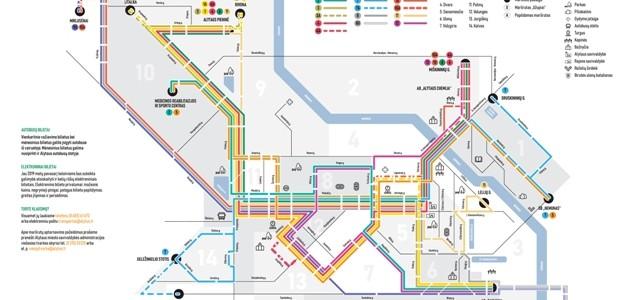 Nuo balandžio 1 d. – Alytaus autobusų maršrutų grafikų pakeitimai