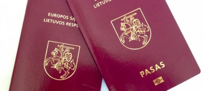 """""""Solidėja"""" lietuviško paso vertė"""