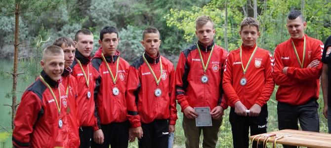 Lietuvos jaunučių ir jaunių čempionatuose alytiškiai iškovojo aukso ir sidabro medalius