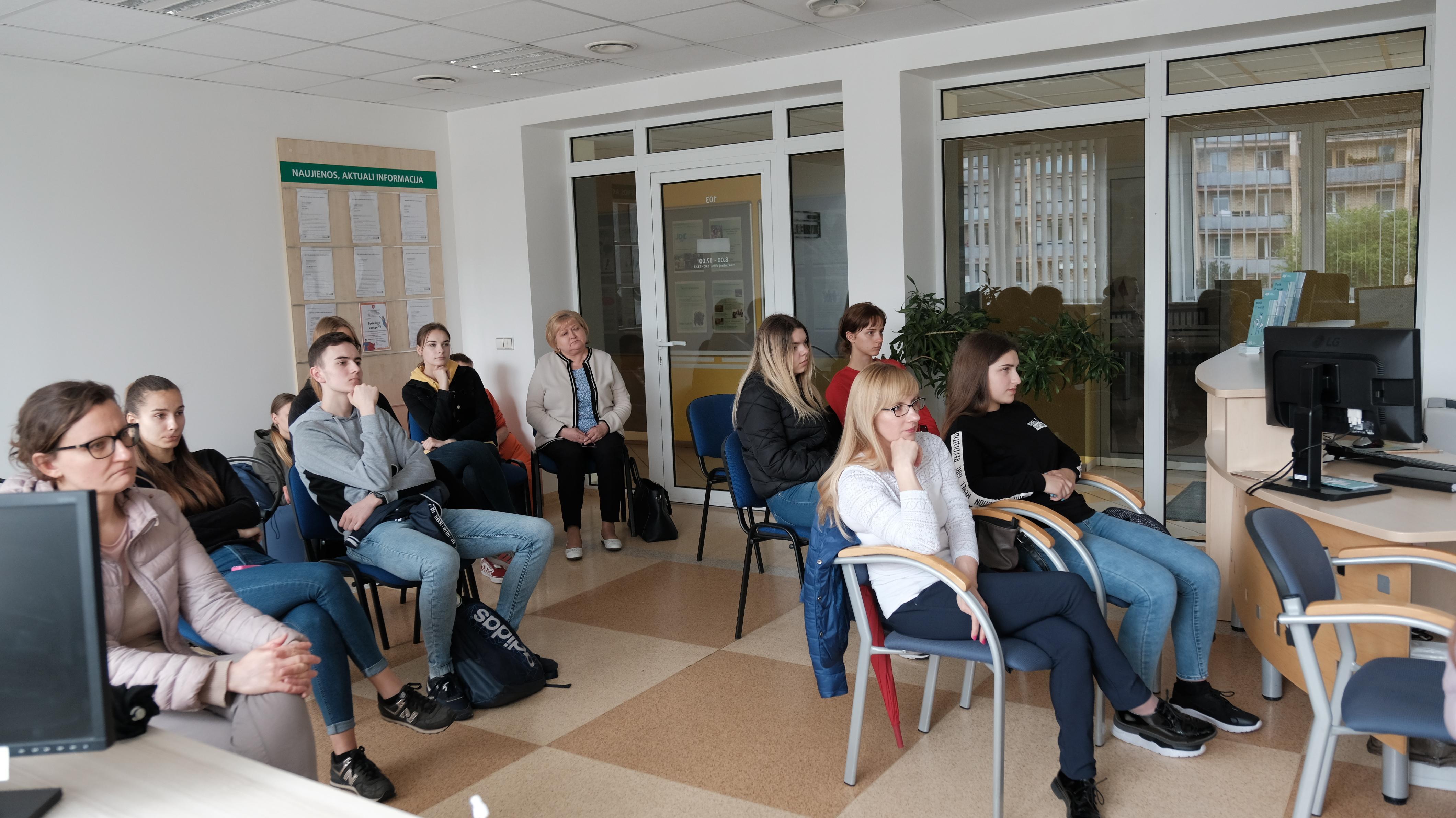 Susitikimas su Benediktu Gyliu Karjere (AMS A.G. nuotr (9)