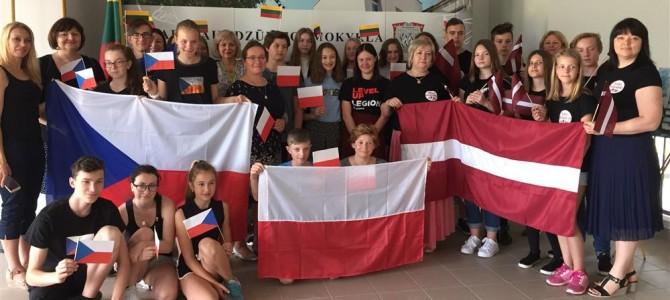 Erasmus + projekto partnerių susitikimas Dzūkijos pagrindinėje mokykloje