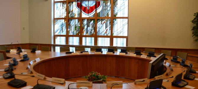 Šiandien vyks miesto 9-osios tarybos 4-asis posėdis