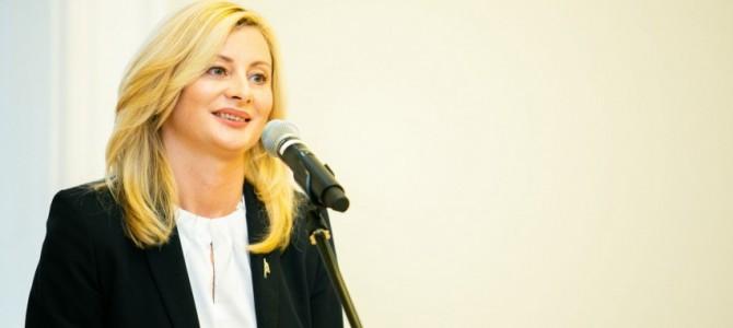 Vidaus reikalų ministrės pareigas pradėjo eiti Rita Tamašunienė, du alytiškiai lieka dirbti viceministrais