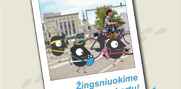 Alytaus miesto visuomenės sveikatos biuras kviečia dalyvauti Europos judumo savaitės renginiuose