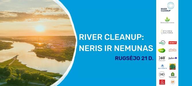 River Cleanup: Neris ir Nemunas