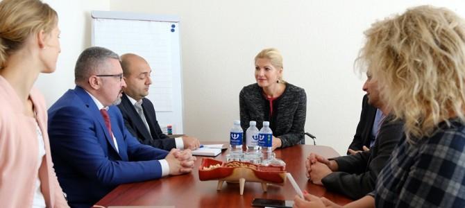 Svečiai iš Azerbaidžano