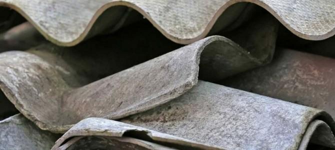 Savivaldybėms skirta lėšų asbesto atliekoms saugiai šalinti