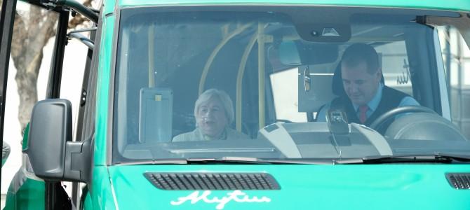 Spalio1-ąją kelionė viešuoju transportu Alytuje senjorams kainuos 1 euro centą