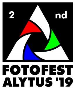 Foto Fest Alytus 2019 Logo