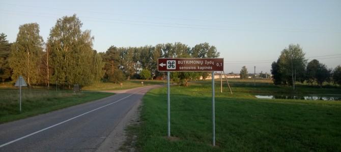 Alytaus rajone įrengiami informaciniai kelio ženklai
