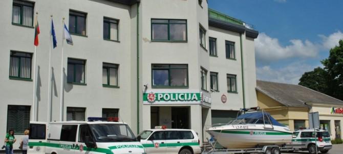 Alytaus miesto savivaldybės ir Policijos komisariato bendradarbiavimas įprasmintas sutartimi