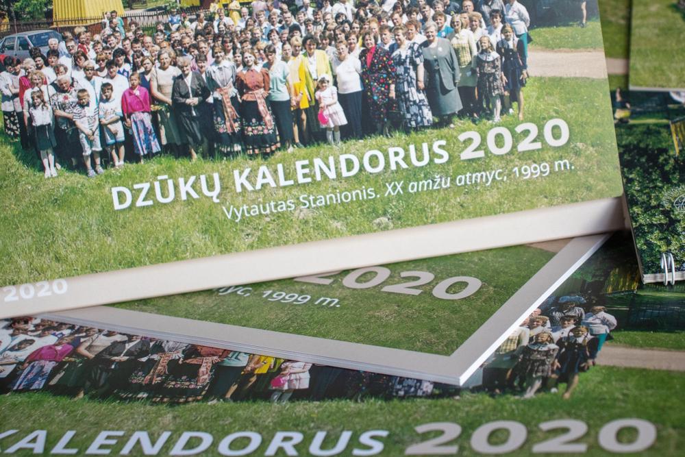 Dzūkų kalendorus 2020