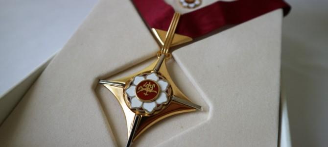 """Laukiami nominantai """"Auksinių scenos kryžių"""" apdovanojimams"""