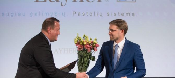 Lietuvos įmonėms įteikti apdovanojimai už dėmesį darbuotojams, aplinkai, bendruomenei