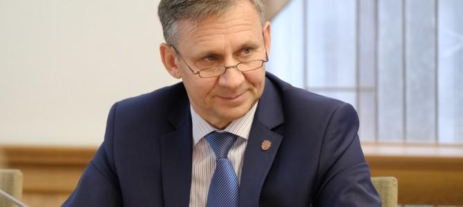 Tarybos narys V.Vencius: 2020 metų biudžete labiausiai pasigedau lėšų melo detektoriui!