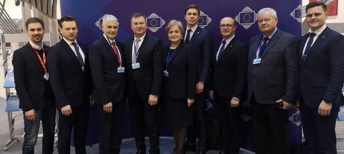 Žvilgsnis plačiau: Europos regionų komitete – Alytaus rajono meras