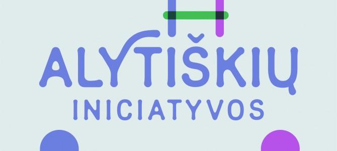 Startuoja Alytiškių iniciatyvų balsavimas!