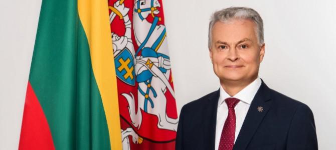 Mieli Lietuvos žmonės,