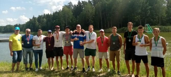 Atviras Alytaus miesto kanupolo čempionatas