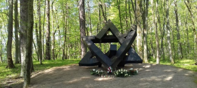 Lietuvos žydų genocido aukų atminties diena Alytuje