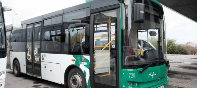 Nuo lapkričio 30 dienos koreguojasi viešojo transporto darbo laikas