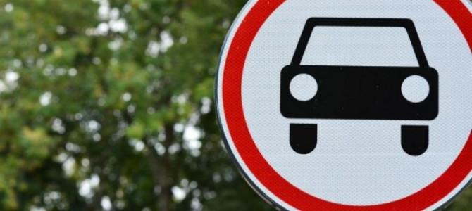 Dėl festivalio bus ribojamas transporto priemonių eismas