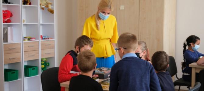 Pirmame Alytuje įkurtas Vaikų dienos centras