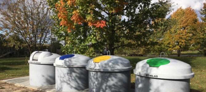 Atliekų tvarkymo projektams 2021-2023 m. bus skirta arti 3,7 mln. eurų paramos