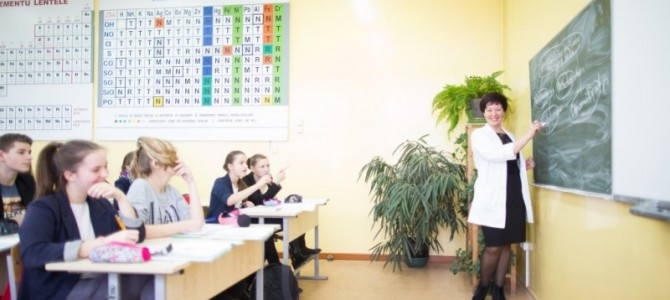 Sisteminiai sprendimai mokytojų stygiui spręsti bus priimti nedelsiant